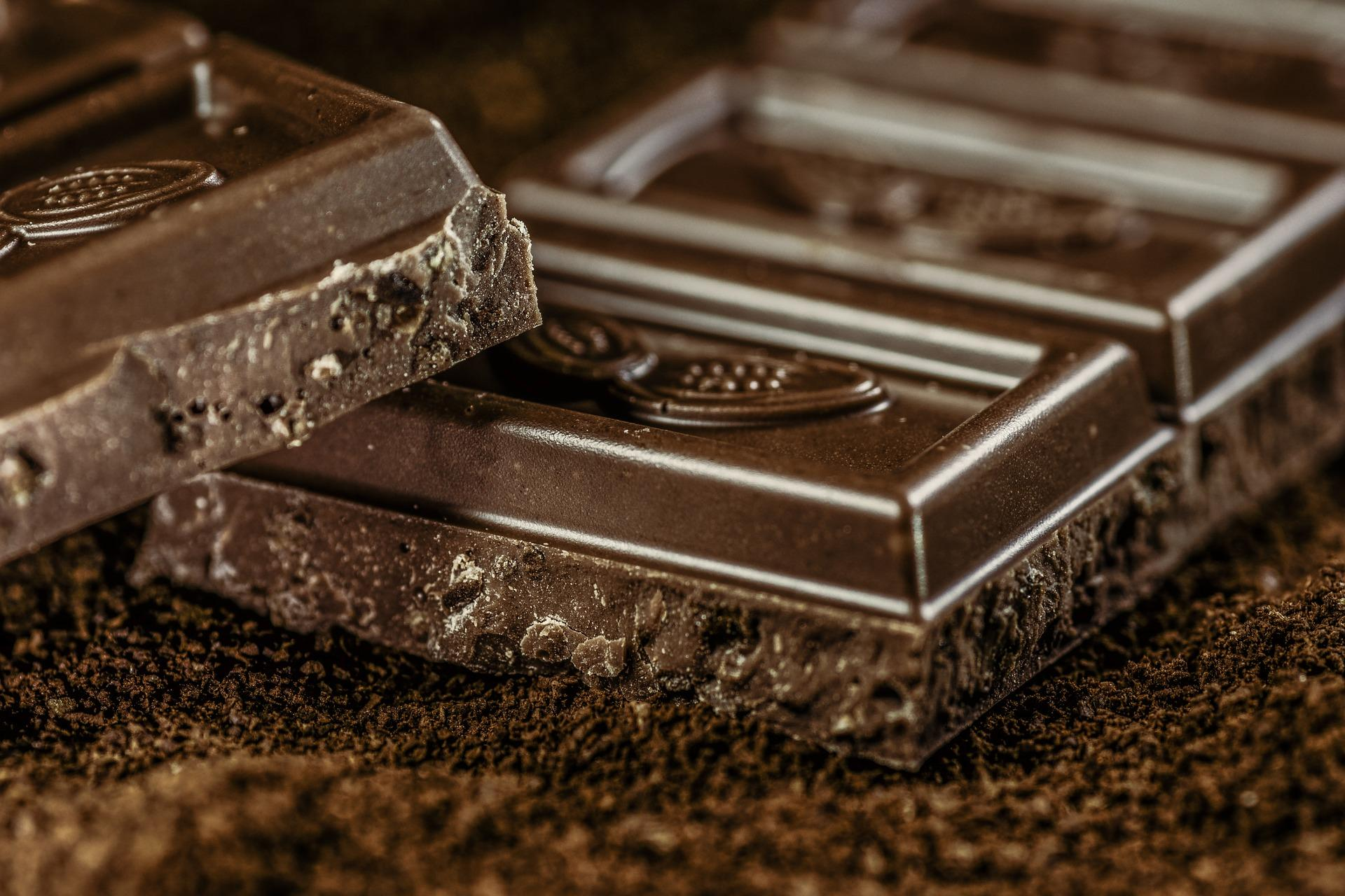 rota dos chocolates